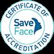 save-face-certification-logo
